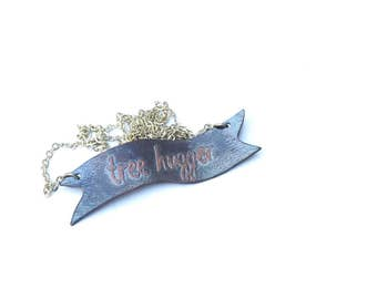 Banner Necklaces