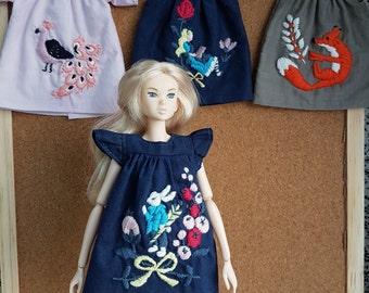 Dress for Blythe and Momoko