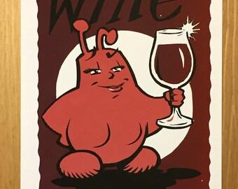 Wine - Stuff I Like series
