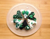 Irish Heart St. Patrick's Day Ornament Bowl Fillers
