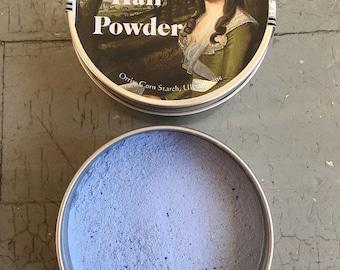 18th Century Blue Hair Powder- Charles Fox - Modern Label