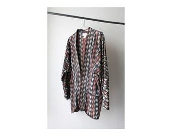1980's Kimono Oversized Jacket