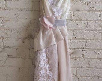 Final Payment for Mickala Van Dop's Custom Dress
