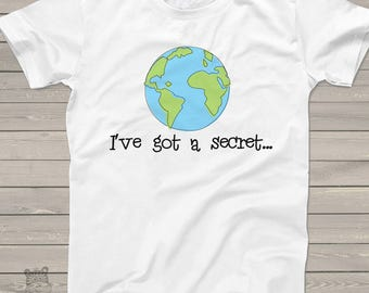 Adoption Big Brother/sister shirt- ANY COUNTRY - Secret I'm Going to be A Big Brother/Sister t-shirt MADT1-004