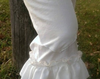 Muslin Bloomers | Boho Bloomers | Ruffled Romance Bloomers with Pocket | Lagen Look Bloomers | The Wild Raspberry