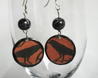 Cute Halloween Themed Dangle Earrings