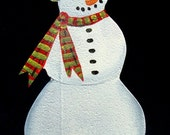 SNOWMAN Table Top or Shelf Sitter