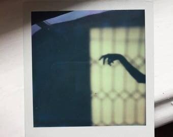 Original Polaroid SX-70 Impossible - Self-Portrait - Leanne Surfleet
