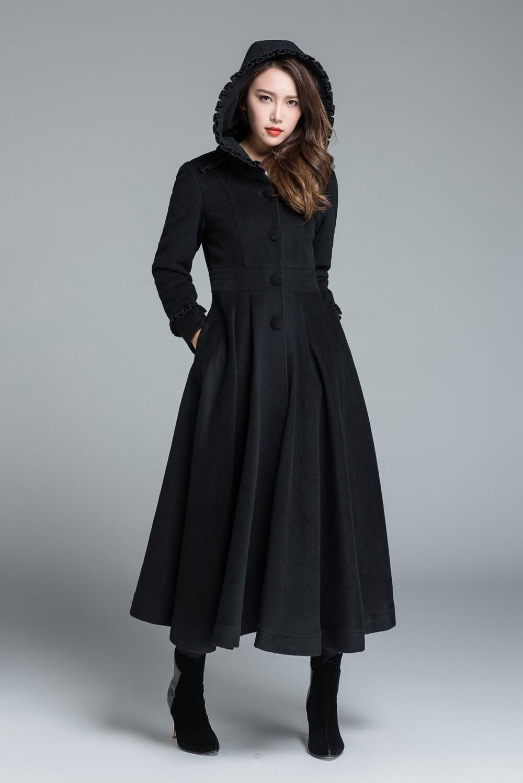 Plus Size Swing Jacket 28 Images Black Coat Wool Coat