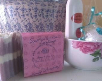 Magnolia Chamomile Vegan Soap