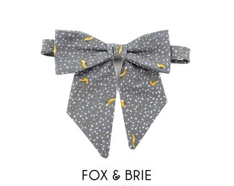 Fox & Flora Pussybow Lady Bow Tie