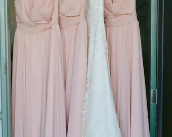 Bridal Party Hangers for Bride and Bridesmaid Hangers Wedding Hangers for Wedding Day Accessories for Dress Hanger (Item - HNG100)