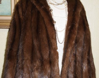 Beaver fur coat | Etsy