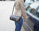 Leather tote bags,brown messenger bag,brown leather purse,cylinder bag,cylinder purse bag,brown tote,leather satchel,brown satchel,handbag