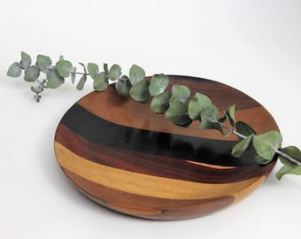 Mixed Wood Feature Dish