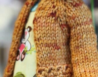 Blythe Cardigan -  New 2017 - handknit wool cardigan for Blythe