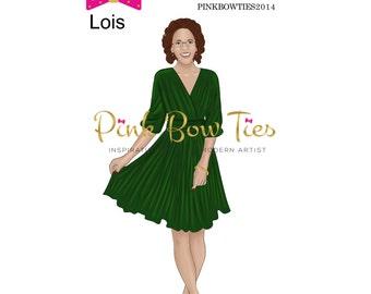 Lois for Erin Condren, Happy Planner, Kate Spade and Traveler's Notebooks