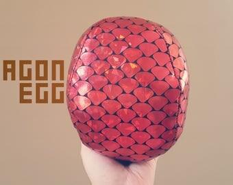 Dragon/Mermaid Egg Plush