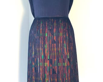 Kente - Fringe Skirt