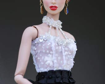 I am the best Dress for Fashion Royalty (FR2, NuFace), Barbie doll