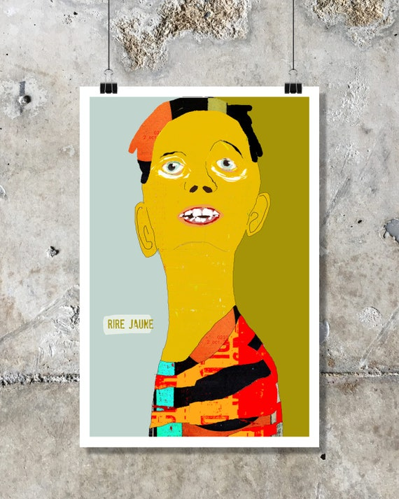 Fine art, poster, illustration, digital printing, contemporary art, urban