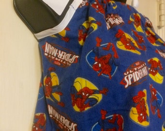 Amazing Spider-Man Flannel Sundress (Multiple Sizes Available)