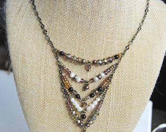 Sunset Canopy Necklace