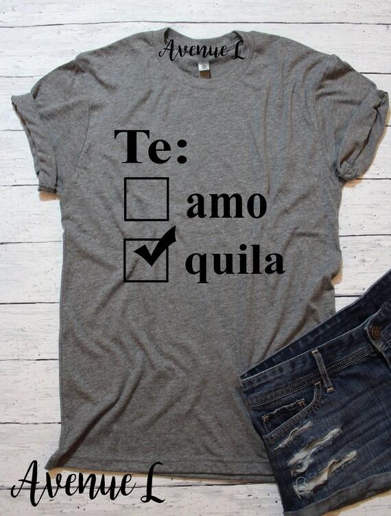 Tequila Tee