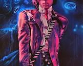Purple Rain, Prince portr...