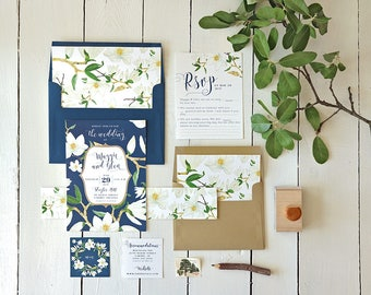 Wedding paper shop