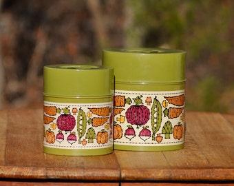 Kitchen canister set | Etsy