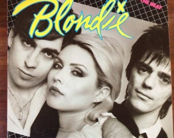 Blondie Eat to the Beat demo