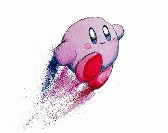 Kirby Print!