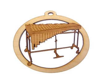 Marimba Ornament - Marimba Set Ornament - Marimba Ornaments