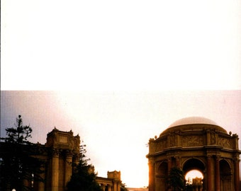 PACKAGE OF 3, Palace of Fine Arts, San Francisco, CA, High Def Greeting Card