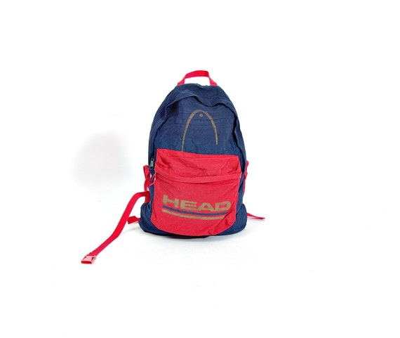SALE - 90s HEAD Old School Sportswear Backpack