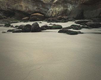 Oregon Coast Photograph, Otter Rock, Landscape Photography, Wall Decor, Pacific Northwest, Fine Art Print Newport Devils Punchbowl Tide Pool