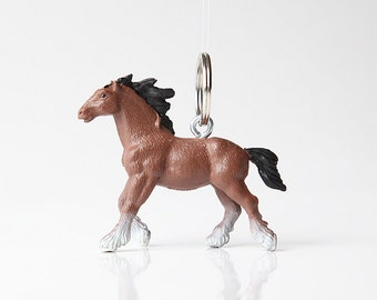 """Key chain """"Clydesdale"""""""