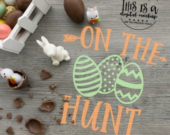 Easter SVG, Easter Hunt svg, Egg Hunt svg, Easter Egg svg, Easter Cut File, eps, dxf, png Cut Files for Silhouette for Cricut
