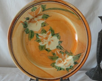 Beautiful Vintage Dinner Plate Romancing Province France*****