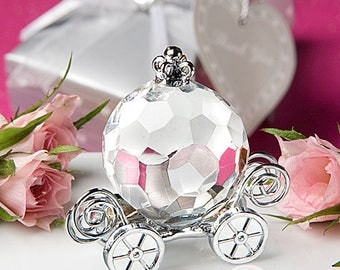 Choice Crystal Pumpkin Coach - Fairy Tale Wedding Bridal Shower Party Favor 12-72 Qty  2242