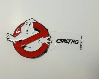 Ghostbusters Movie Enamel Belt Buckle retro style