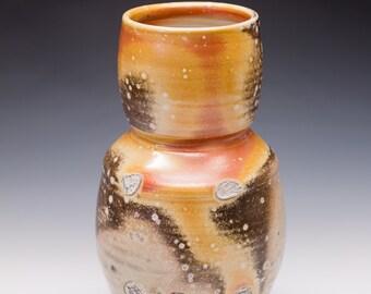 Soda Fired Porcelain Blend Vase, 0303001