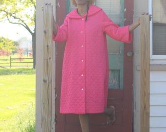 Vintage 60's housecoat