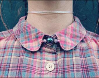 Dapper Collar Pin | Pixie Pin | Brooch