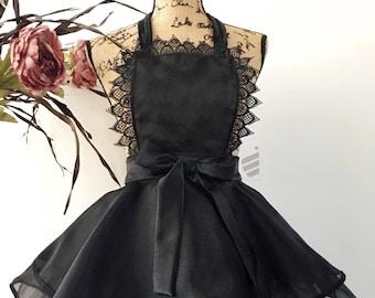 Bridal Shower Gift, LBD, Sexy Apron, Bridal Lingerie, Wedding gift, Bachelorette Gift, Wedding Lingerie