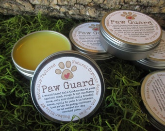 Paw Guard Paw Wax Moisturizing Paw Balm Paw Protection Pet Balm Paw Pad Protection Wax Dog Paw Wax Dog Paw Moisturizer Nose Moisturizer