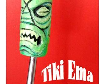 Tiki shifter knob creature