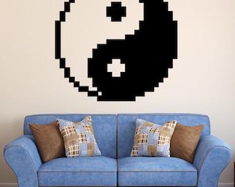 pixel art zen