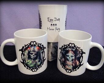 Mugs, 3 different layouts  - Tazze, 3 varianti differenti
